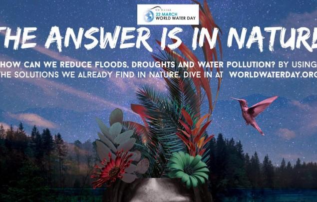 Παγκόσμια ημέρα νερού 22 Μαρτίου 2018